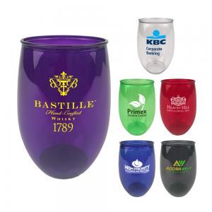 16 oz. Plastic Wine Monroe Cup