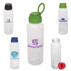 23 oz. Fitline Plastic Fun-Run Bottle