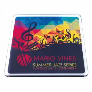 Square Acrylic Coaster