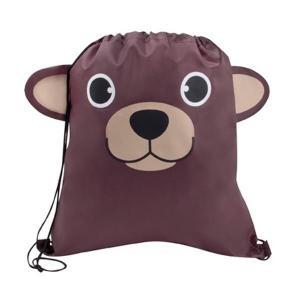 Bear Paws N Claws Drawstring Backpack