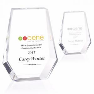 Acrylic Shield Award