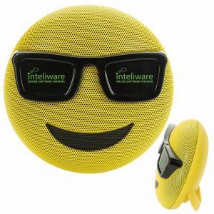 Happy Too Cool Bluetooth Speaker