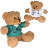 "7"" Medical Plush Bear"