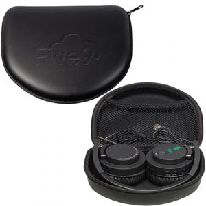 Wireless Noise Cancelling Headphones with Inline Microphone