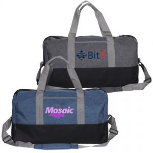 2055eaf45c Strand Safe Canvas Duffel Bag with Logo