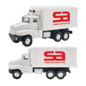 Refrigerated Box Truck Diecast