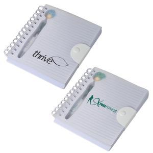 Notebook Set with MopTopper Stethoscope Stylus Pen
