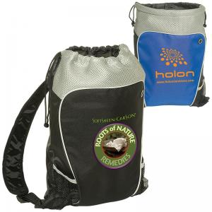 Sporty Drawstring Backpack