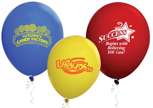 "9"" Standard Latex Balloon"