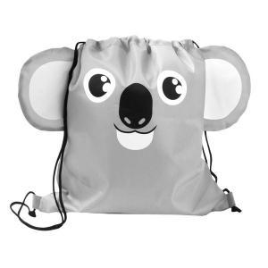 Koala Paws N Claws Drawstring Backpack