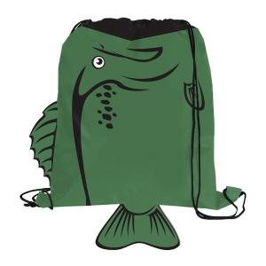 Bass Paws N Claws Drawstring Backpack