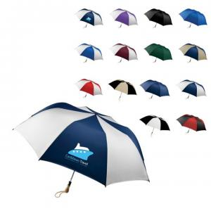 "58"" Traveler Auto Open Folding Umbrella"