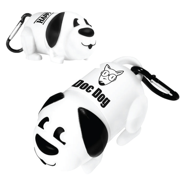 Doggy Shaped Bag Dispenser