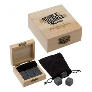 Basalt Stone Whisky Set