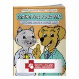 Coloring Book: Caring For Your Pets