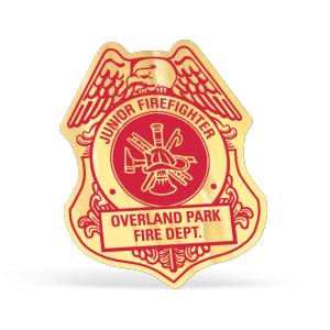 Badge Lapel Sticker on Roll