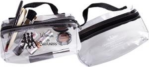 Clearview Cosmetic Bag with Handle