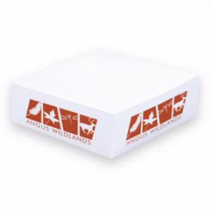 "3""x3""x1"" BIC Ecolutions Non-Adhesive Cube"
