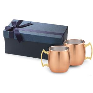 18 oz Stainless Steel Dutch Mule Gift Set