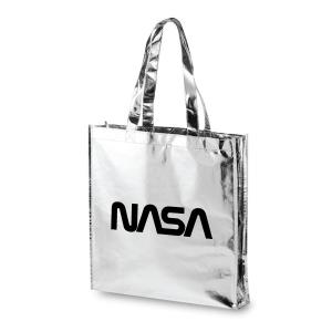 The Glam Metallic Tote Bag