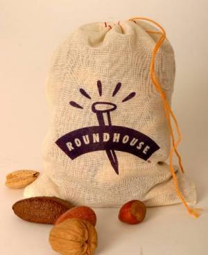 6 x 8 Natural Cotton Drawstring Bag