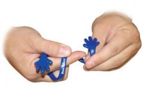 Bendeez Handiflex Stress Toy