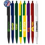 Made In USA Colored Click Pens