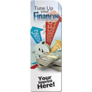 Tune Up Your Finance Bookmark