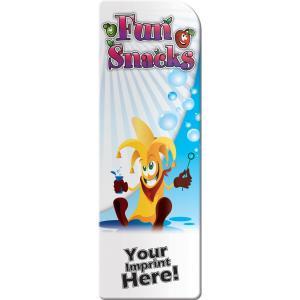Fun Snacks Bookmark