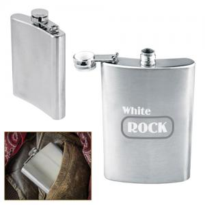 8 OZ Stainless Steel Hip Flask