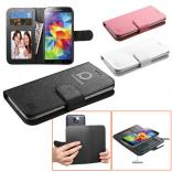 Universal Slidable Case/Wallet for Small Size Cellphone