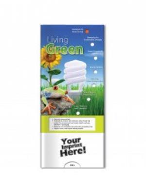 Living Green Chart Pocket Slider