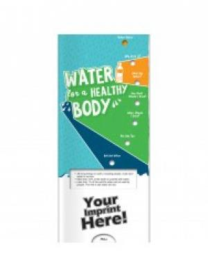 Water for a Healthy Body Facts Pocket Slider
