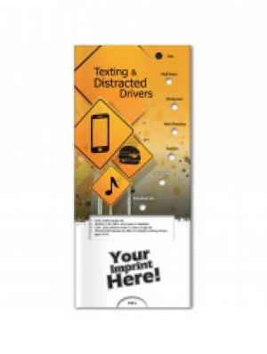 Texting & Distracted Drivers Pocket Slider