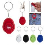 Clip on Bottle Opener with Key Chain