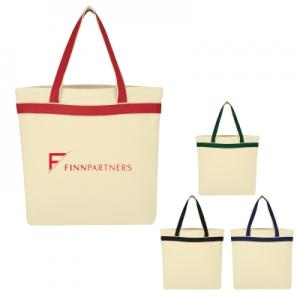 Estates Canvas Tote Bag