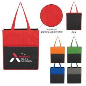 Bounty Life Non-Woven Shopping Tote Bag