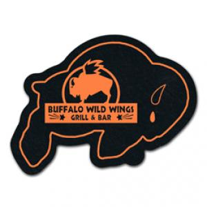 King Size Buffalo Recycled Tire Coaster