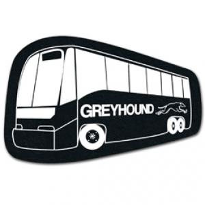King Size Bus Recycled Tire Coaster