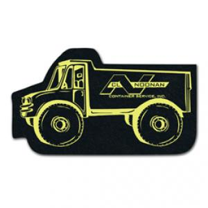 King Size Dump Truck Recycled Tire Coaster