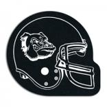 King Size Football Helmet Recycled Tire Coaster