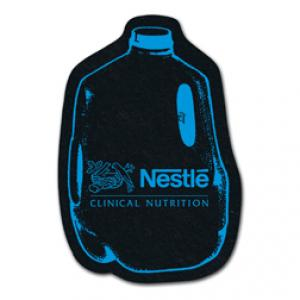 King Size Milk Jug Recycled Tire Coaster