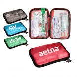 Traveler's Deluxe Emergency Kit in Zippered Pouch
