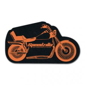 King Size Motorcycle Recycled Tire Coaster