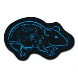 King Size Rat Recycled Tire Coaster