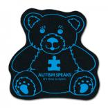 King Size Teddy Bear Recycled Tire Coaster