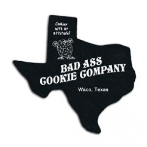 King Size Texas Recycled Tire Coaster