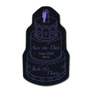 King Size Wedding Cake Recycled Tire Coaster