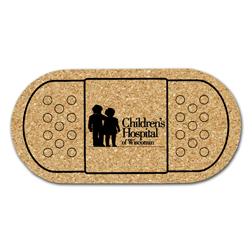 Cork Bandage Coaster