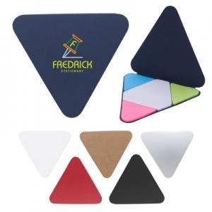 Triangle Sticky Note Pad